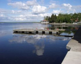 Boat pontoon on the Haapsalu Promenade Andry Prodel +372 5304 4000 andry@topmarine.ee