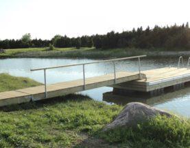 Boat pontoons railings Andry Prodel +372 5304 4000 andry@topmarine.ee
