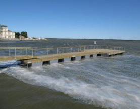 Boat pontoons Haapsalu promenade Andry Prodel +372 5304 4000 andry@topmarine.ee