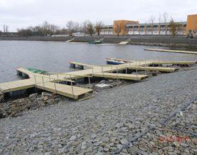 Boat pontoons Rostov Andry Prodel +372 5304 4000 andry@topmarine.ee