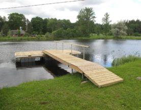 Boat pontoons Taagepera Andry Prodel +372 5304 4000 andry@topmarine.ee