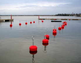 Mooring buoy at Haapsalu yacht club Andry Prodel +372 5304 4000 andry@topmarine.ee