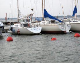 Mooring buoy in Haapsalu yacht club Andry Prodel +372 5304 4000 andry@topmarine.ee
