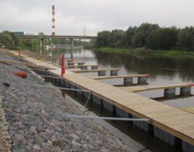 Boat pontoon Tartu Andry Prodel +372 5304 4000 andry@topmarine.ee