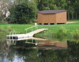 Swimming pontoon ladder Andry Prodel +372 5304 4000 andry@topmarine.ee