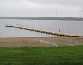 Swimming pontoon ECO Kuremaa Andry Prodel +372 5304 4000 andry@topmarine.ee
