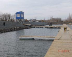 Swimming pontoon ECO Rostov Andry Prodel +372 5304 4000 andry@topmarine.ee