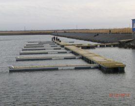 Swimming pontoon ECO in Rostov Andry Prodel +372 5304 4000 andry@topmarine.ee