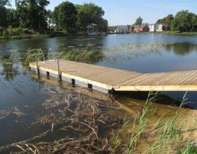 Swimming pontoon ECO Suure-Jaani Andry Prodel +372 5304 4000 andry@topmarine.ee