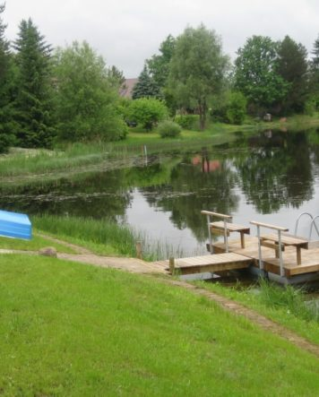 Swimming pontoon ECO benches Andry Prodel +372 5304 4000 andry@topmarine.ee
