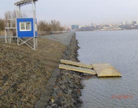 Swimming pontoons Rostovi Andry Prodel +372 5304 4000 andry@topmarine.ee