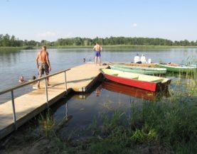 Swimming pontoons Vainjarv Andry Prodel +372 5304 4000 andry@topmarine.ee
