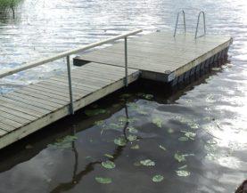 Swimming pontoons Viljandi Andry Prodel +372 5304 4000 andry@topmarine.ee