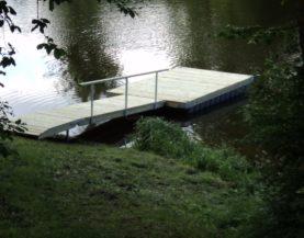Swimming pontoons Voka Andry Prodel +372 5304 4000 andry@topmarine.ee