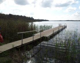 Swimming pontoons ECO Klooga Andry Prodel +372 5304 4000 andry@topmarine.ee