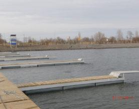Swimming pontoons ECO Rostov Andry Prodel +372 5304 4000 andry@topmarine.ee