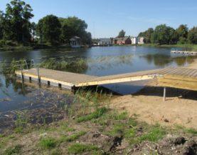 Swimming pontoons ECO Suure-Jaani Andry Prodel +372 5304 4000 andry@topmarine.ee