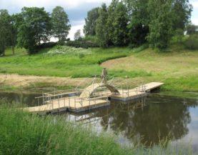Swimming pontoons ECO Tarvastu Andry Prodel +372 5304 4000 andry@topmarine.ee