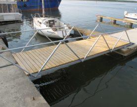 Metal gangway Haapsalu Andry Prodel +372 5304 4000 andry@topmarine.ee
