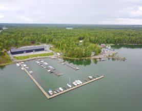 Heavy duty pontoons Baggö Marina Finland Andry Prodel +372 5304 4000 andry@topmarine.ee