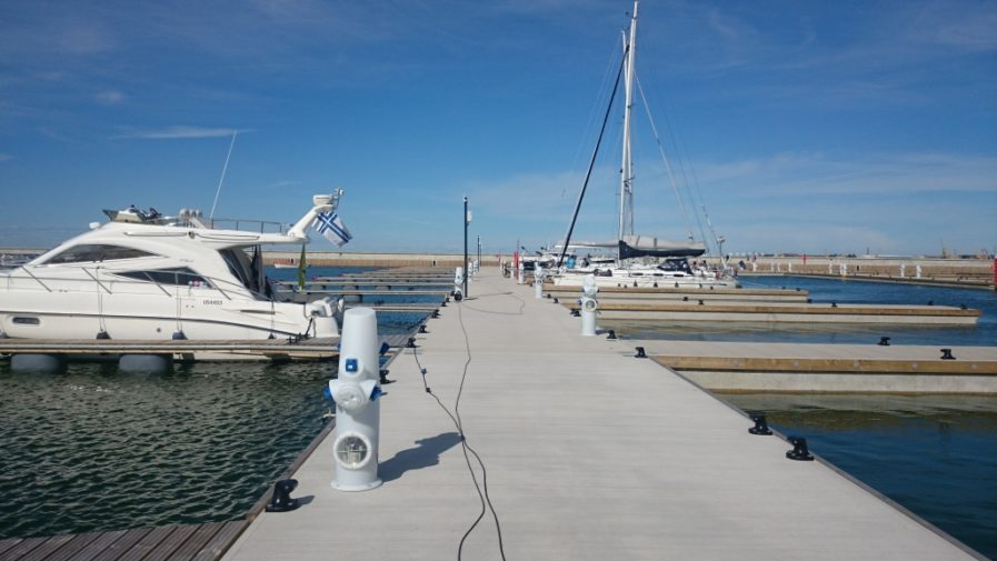 Heavy duty pontoons Haven Kakumäe Andry Prodel +372 5304 4000 andry@topmarine.ee