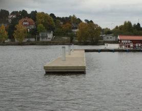 Heavy duty pontoons Kvicksund Andry Prodel +372 5304 4000 andry@topmarine.ee