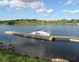 Heavy duty pontoons Narva Andry Prodel +372 5304 4000 andry@topmarine.ee