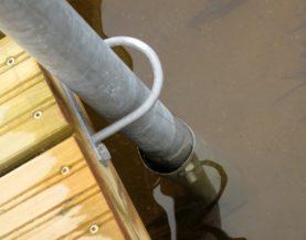 Pile mooring in Kuremaa Andry Prodel +372 5304 4000 andry@topmarine.ee
