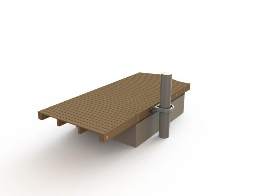 Pile mooring scheme Andry Prodel +372 5304 4000 andry@topmarine.ee