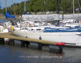 Pontoons from Top Marine +372 5304 4000 info@topmarine.ee